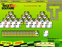 Скачать флеш игру Карточные гонки