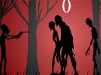 Скачать флеш игру Зомби.
