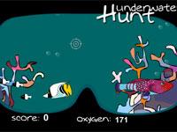 Скачать флеш игру Подводная охота