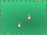 Скачать флеш игру Популяция кроликов.