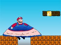 Скачать флеш игру Толстый Марио