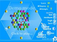 Скачать флеш игру Шестиугольник.