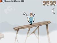 Скачать флеш игру Ангел