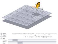 Скачать флеш игру Числовая головоломка.