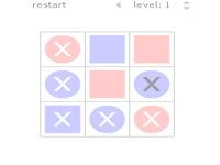Скачать флеш игру Круг и квадрат.