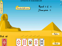 Скачать флеш игру Карточный дом