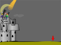 Скачать флеш игру Охрана замка