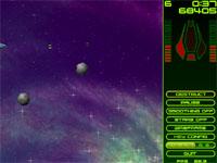 Скачать флеш игру Астероидная атака.