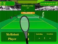 Скачать флеш игру Эмулятор тенниса