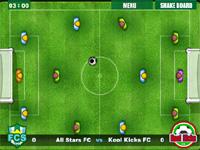Скачать флеш игру Настольный футбол