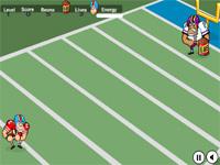 Скачать флеш игру Американский футбол