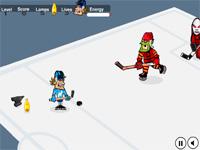 Скачать флеш игру Хоккей