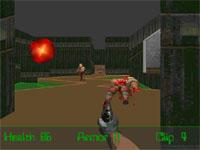 Скачать флеш игру Эмулятор Doom 2.