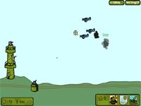 Скачать флеш игру Воздушная атака 3