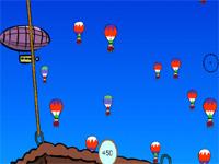 Скачать флеш игру Воздушный шар