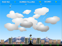 Скачать флеш игру Атака с воздуха