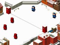 Скачать флеш игру Снежный бой