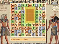 Скачать флеш игру Египетский квадрат