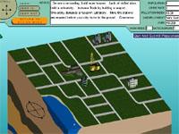 Скачать флеш игру Строительство города.