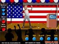 Скачать флеш игру Танцующий Керри