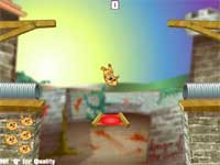Скачать флеш игру Пылесос для котят