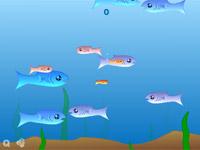 Скачать флеш игру Рыбки