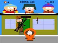 Скачать флеш игру Убить Кени