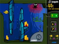 Скачать флеш игру Подлодка U5.