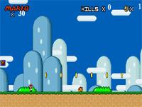 Скачать флеш игру Супер Марио