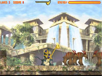 Скачать флеш игру Железный воин