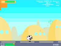 Скачать флеш игру Война панды