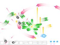 Скачать флеш игру Разноцветная стрелялка