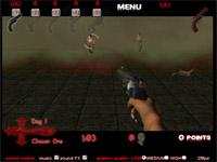 Скачать флеш игру Восстание Зомби