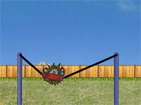 Скачать флеш игру Летающий ёж