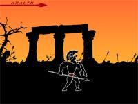 Скачать флеш игру Спартанец