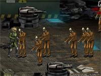 Скачать флеш игру Битва с зомби
