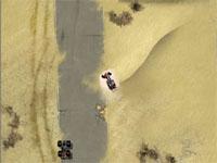 Скачать флеш игру Созтязания в пустыне.