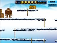Скачать флеш игру Кин-Конг