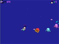 Скачать флеш игру Отстрел русалки