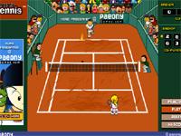Скачать флеш игру Теннис