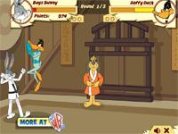 Скачать флеш игру Битва мультяшек