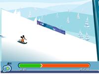 Скачать флеш игру Сноуборд