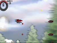 Скачать флеш игру Истребитель