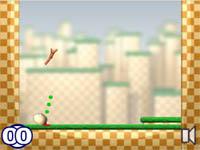 Скачать флеш игру Прыгучее яйцо.