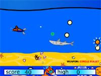 Скачать флеш игру Подводный путешественник.