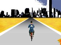 Скачать флеш игру Велосипелист