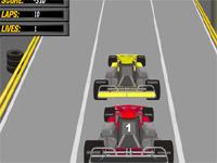 Скачать флеш игру Формула 1