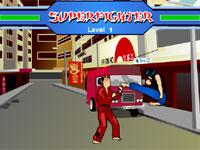 Скачать флеш игру Супер воин