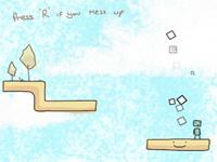 Скачать флеш игру Рисованные приключения
