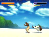 Скачать флеш игру Пляжный бой